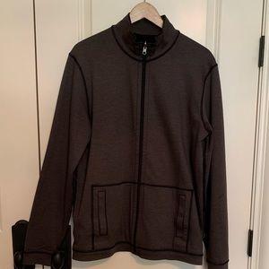 Men's Hugo Boss full zip jacket.
